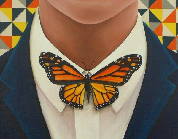 Nová - Drevené motýliky - od 5 b0cfc9f45aa